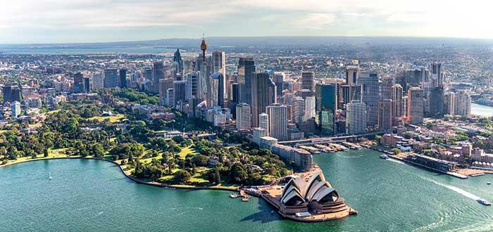 Cursos Elicos en Sydney