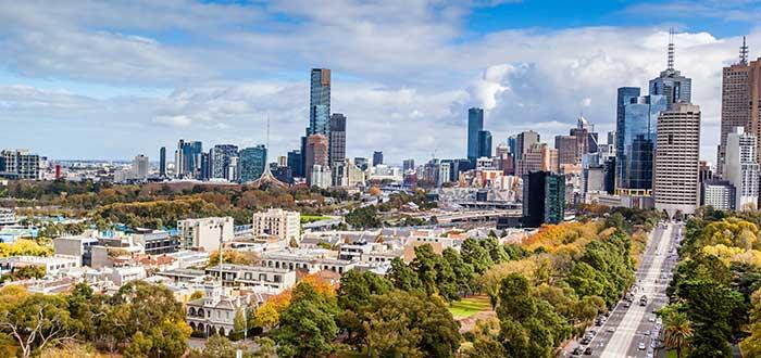 Zona Este de Melbourne