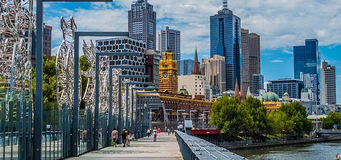 Estilo y calidad de vida en Melbourne