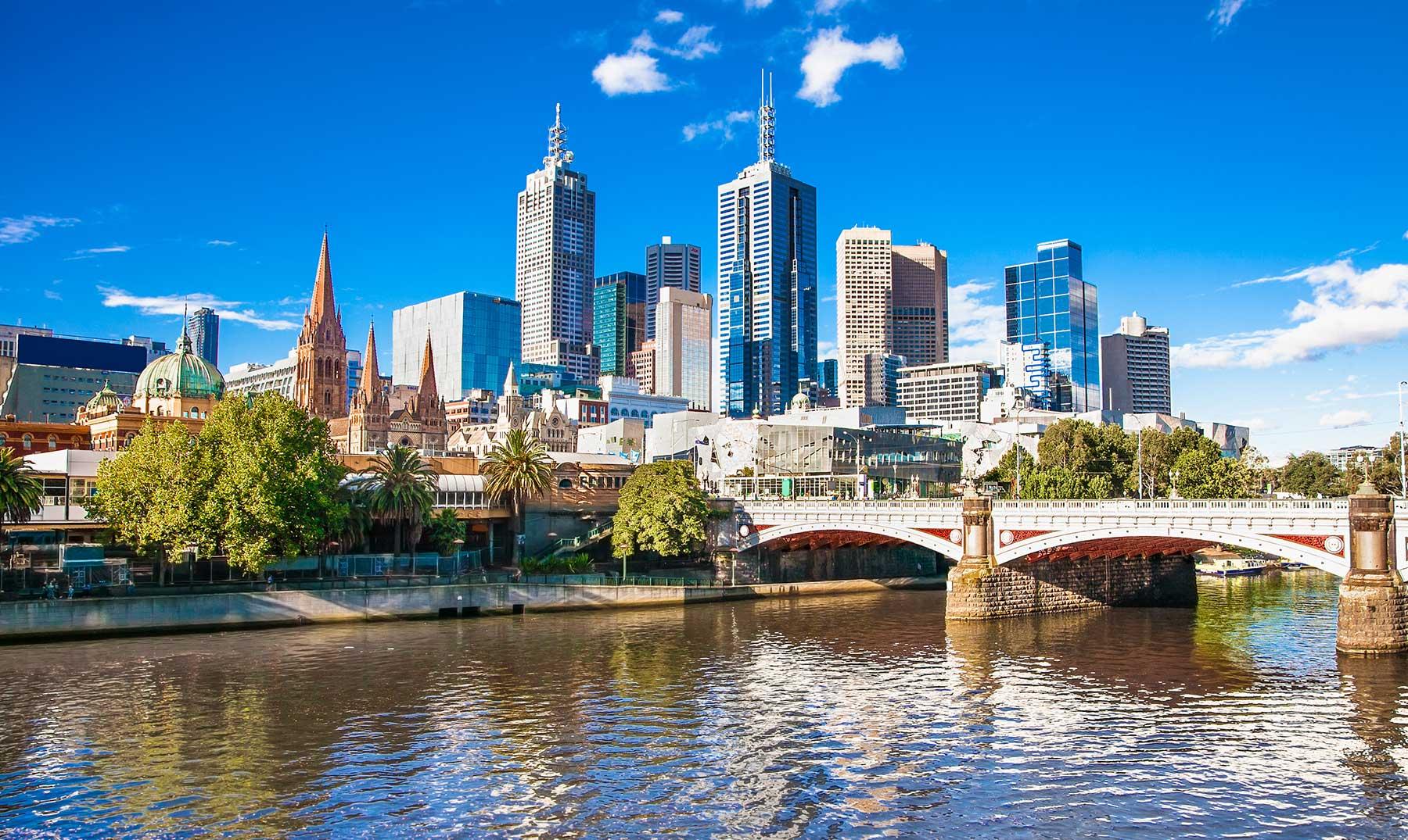 Vivir en Melbourne