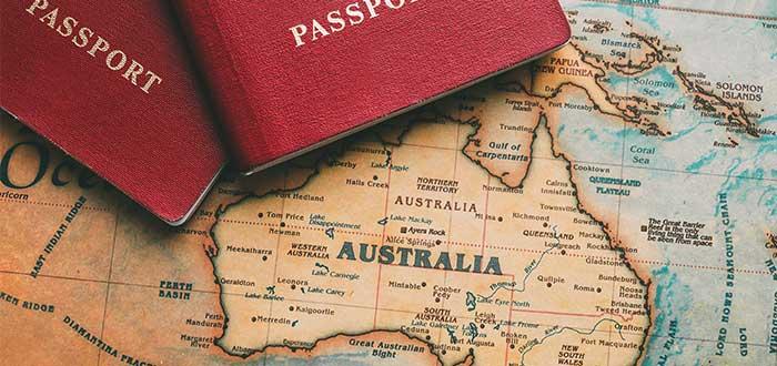 Visado para viajar a Australia