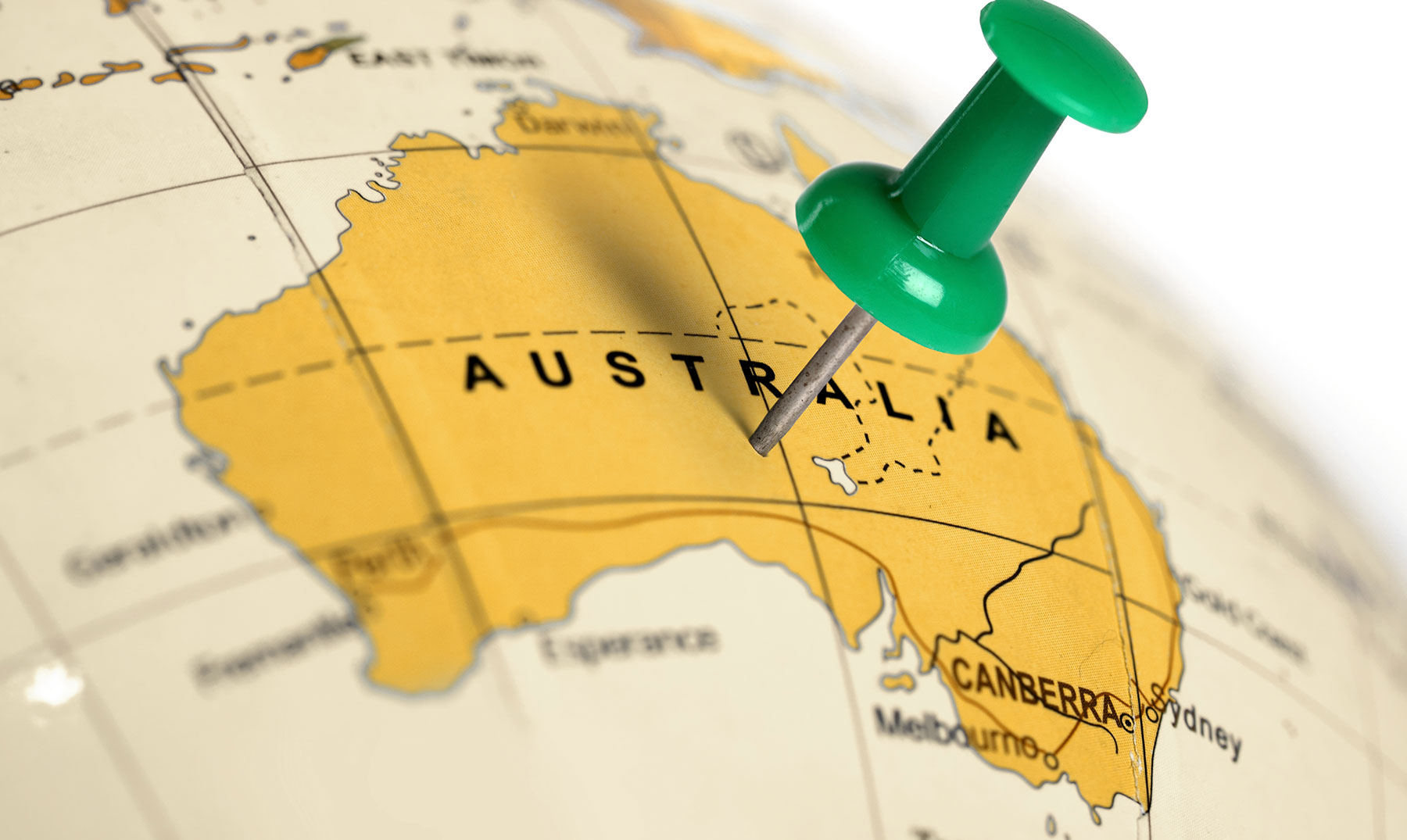 Becas Endeavour del gobierno australiano para extranjeros