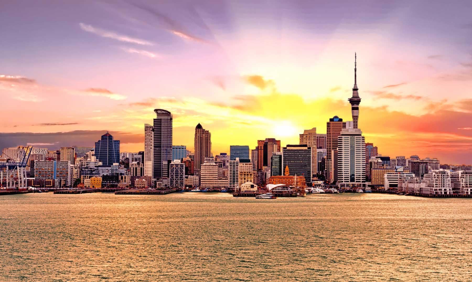Dónde vivir en Nueva Zelanda