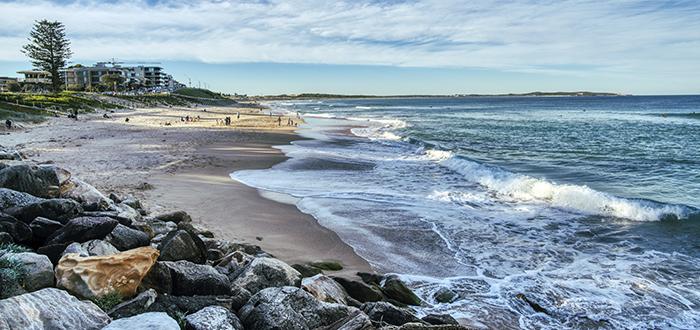 manoubra beach australia