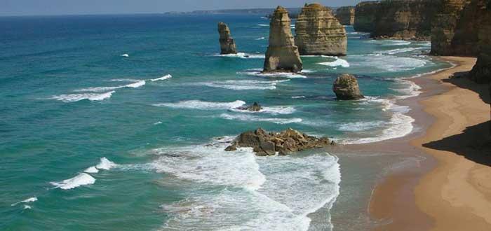Great Ocean Road y12 Apóstoles, entre los monumentos australianos más deslumbrantes