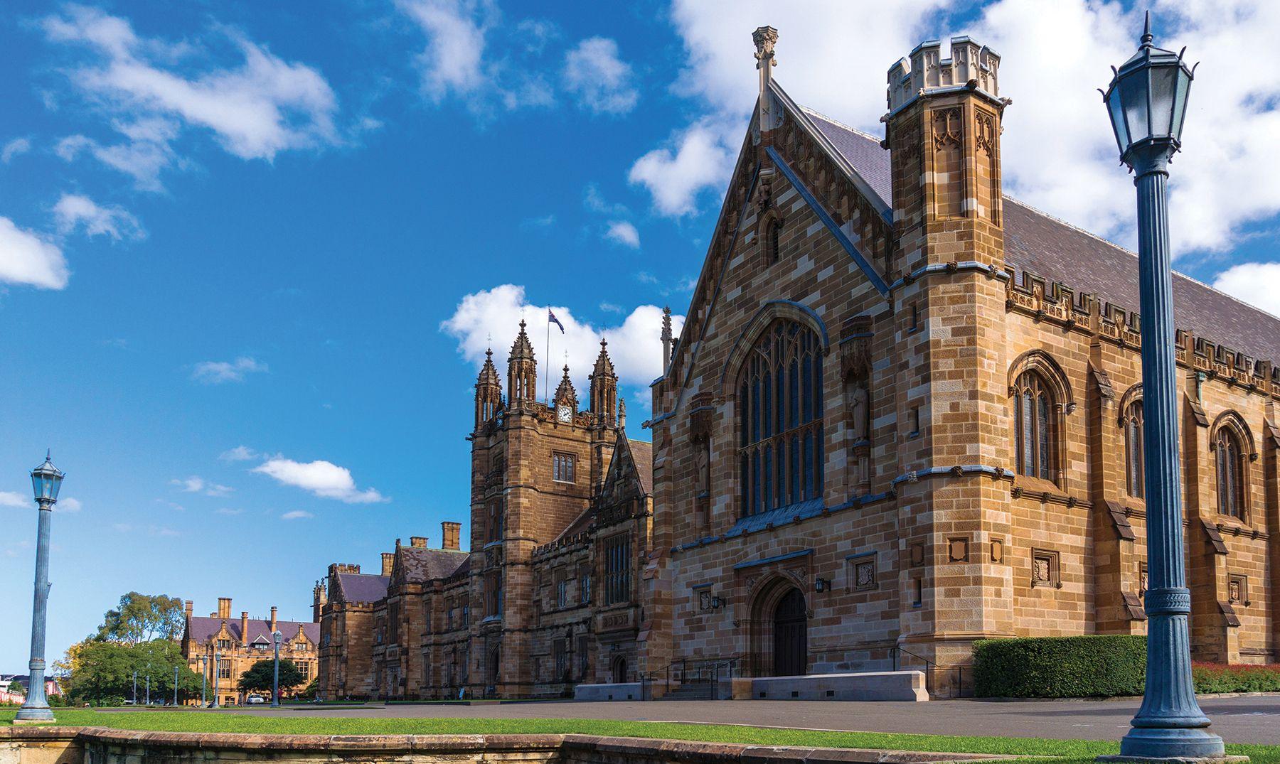 Las 5 mejores universidades de Australia