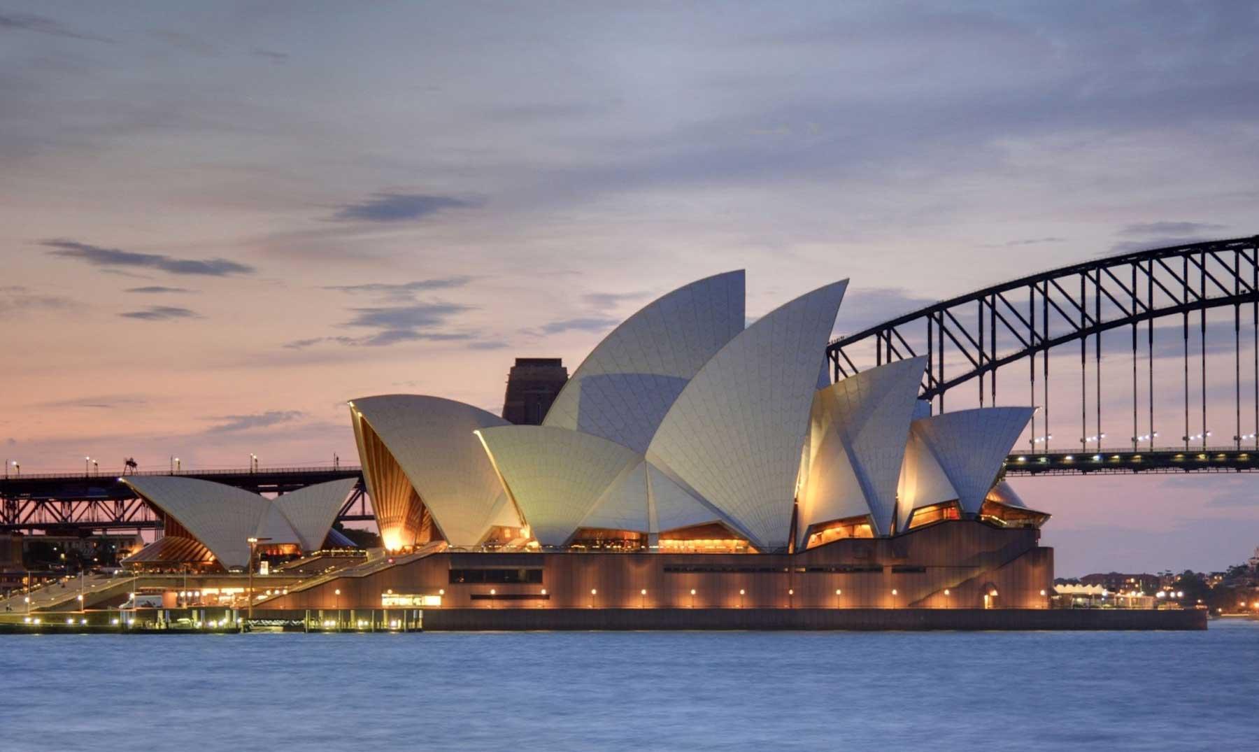 Monumentos australianos   Descubre los 10 más deslumbrantes
