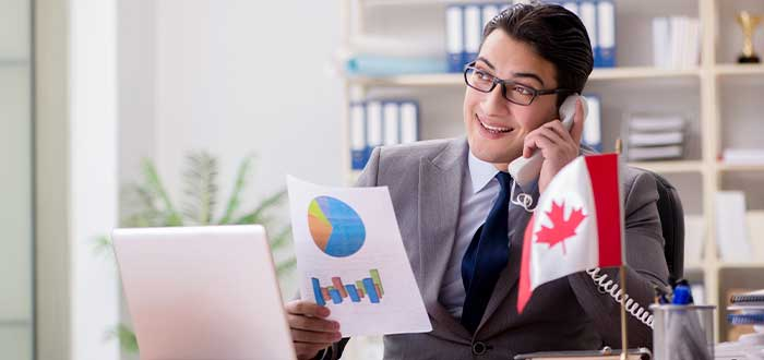 Empleos en Canadá más comunes