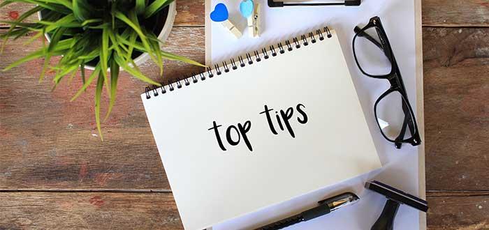 Tips y consejos