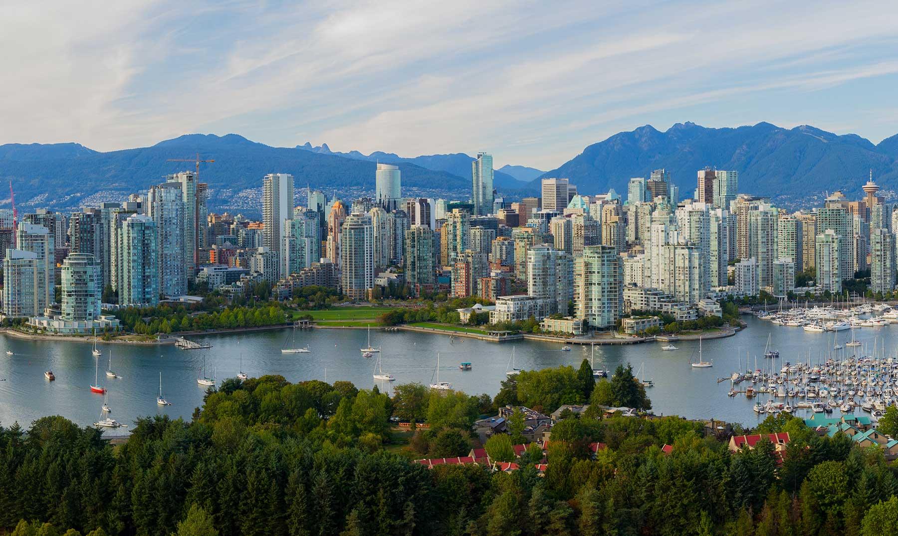 Donde vivir en Vancouver