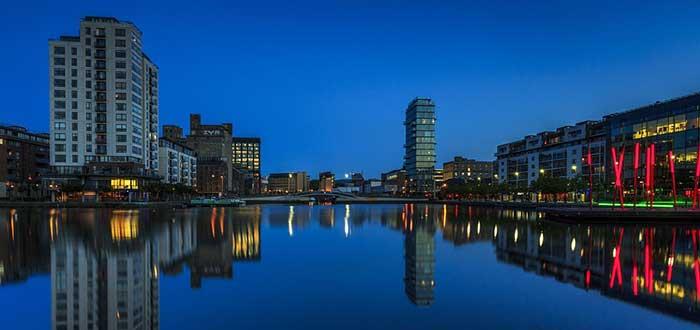 Dublín | Ciudad para aprender inglés escuchando