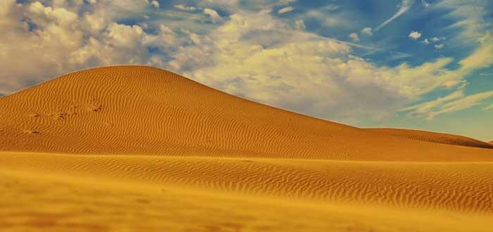 5 Datos sorprendentes del desierto australiano