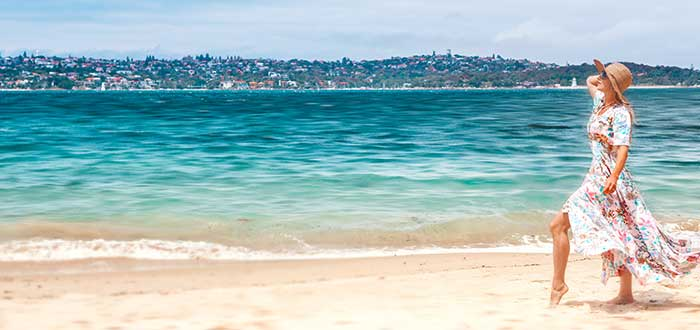 Verano en Australia
