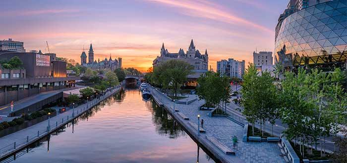 Canada es uno de los mejores paises del mundo