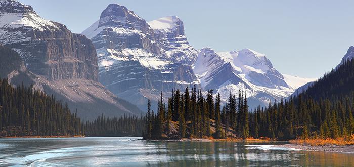 Aire puro en Canadá