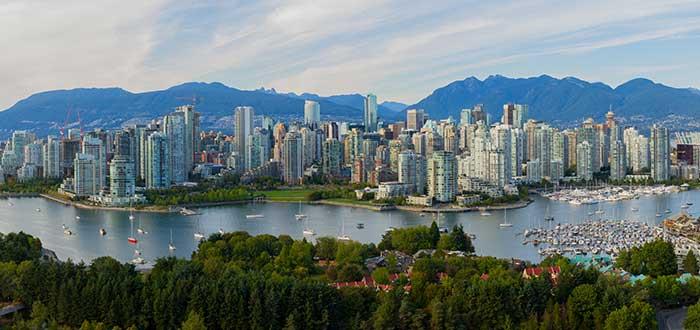 Quiero vivir en Vancouver
