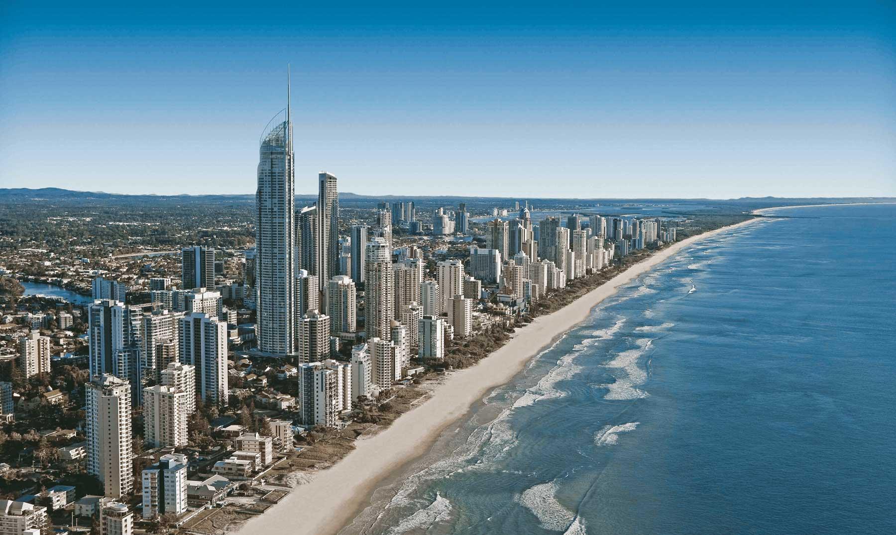 Ciudades de Australia, Gold Coast
