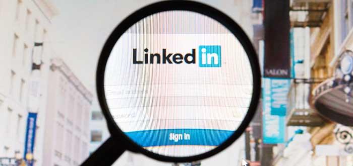 Busca contactos canadienses en Linked In