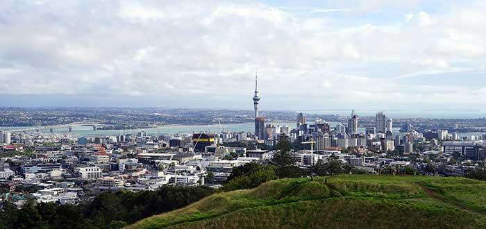 Estudia y trabaja en Nueva Zelanda