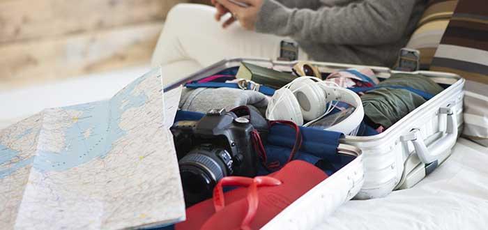 Escoge las maletas adecuadas para tu viaje