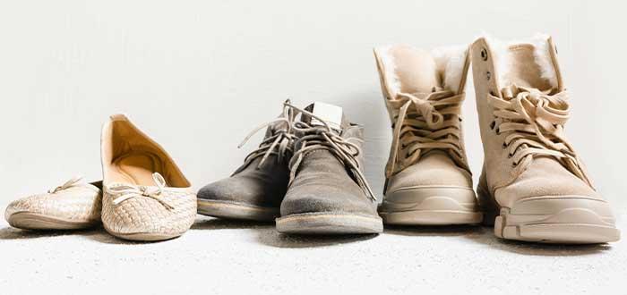 Zapato para viajar