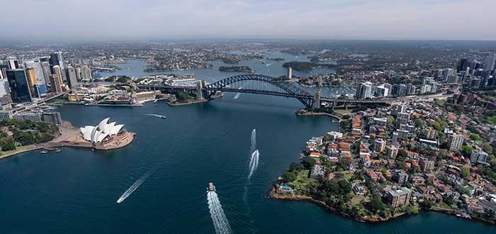 ¿Por qué vivir y trabajar en Sydney?