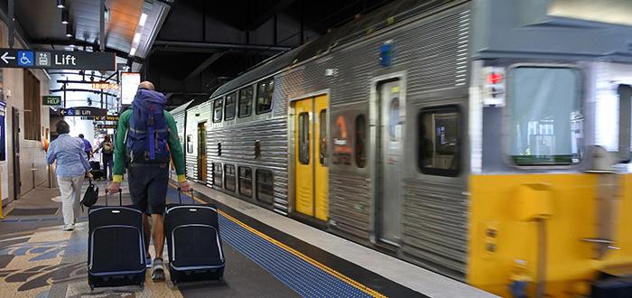 Estación de tren Sydney