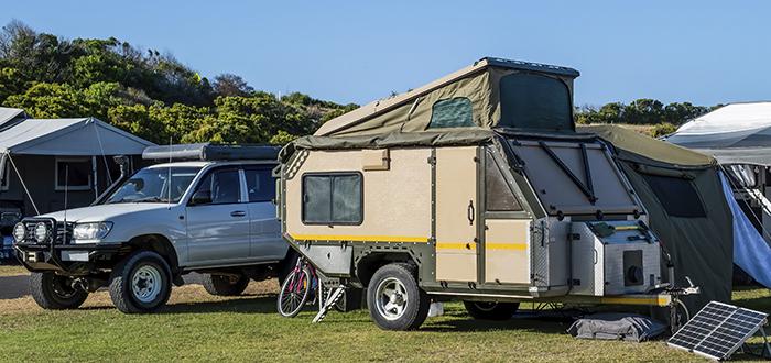 Campings para autocaravanas en Australia