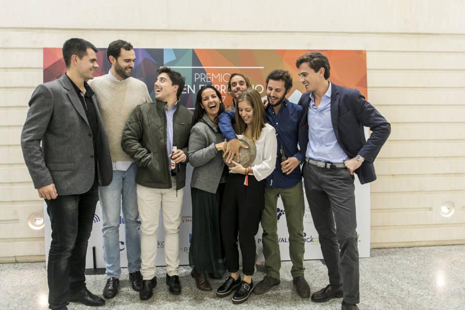 premio ajev joven empresario valencia