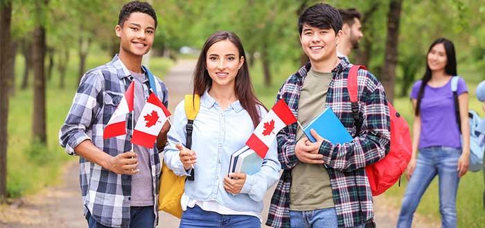 Escoger un curso en Canada