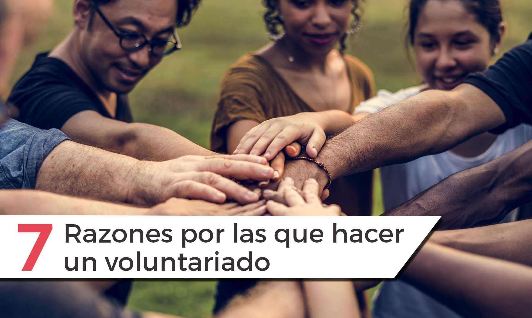 7 motivos por los que hacer un voluntariado en el extranjero