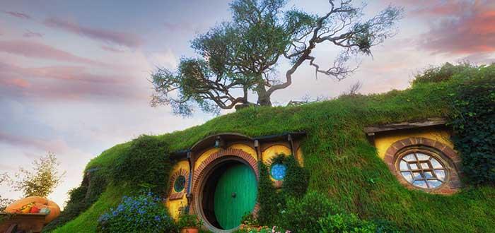 Qué ver en Nueva Zelanda, Hobbiton, set de rodaje de El Señor de los Anillos