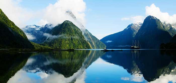 Milford Sound   El fiordo más impactante que ver en Nueva Zelanda