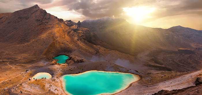 Parque Nacional de Tongariro   Un paisaje volcánico para la aventura