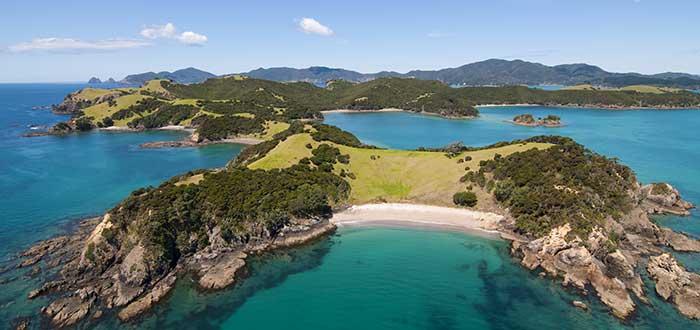 Que ver en Nueva Zelanda, Bay of Islands