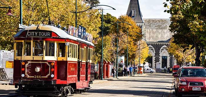 Que ver en Nueva Zelanda, Christchurch