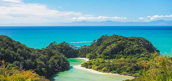 Que ver en Nueva Zelanda, Parque Nacional Abel Tasman