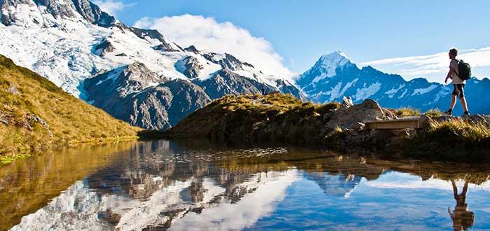 Que ver en Nueva Zelanda, Parque nacional del Mount Cook