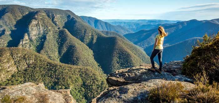Con la visa de estudiante en Australia podrás explorar la naturaleza de este país