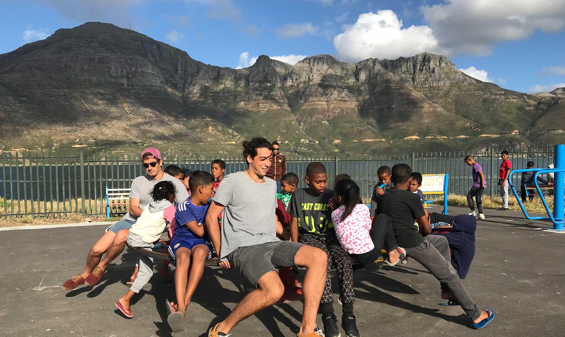Voluntariado en Sudáfrica: Hout Bay Project