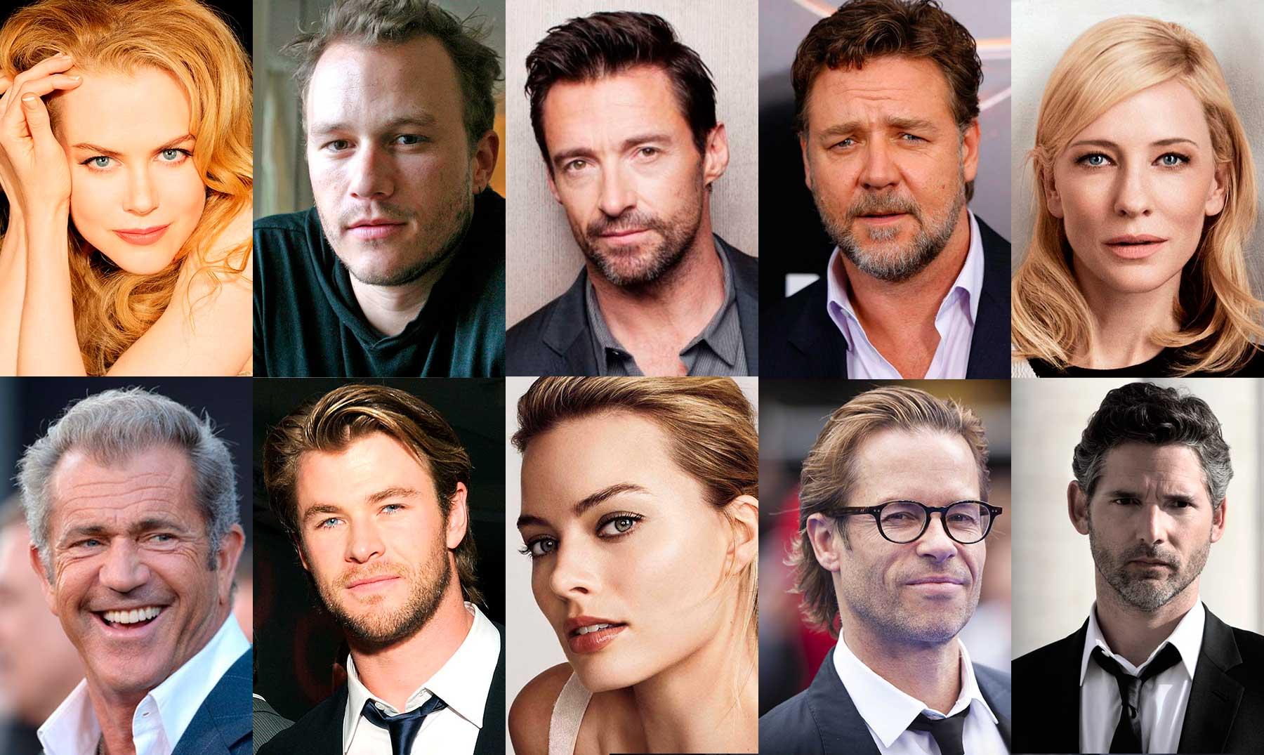 Conoce Los 10 Actores Australianos Más Famosos De Hollywood