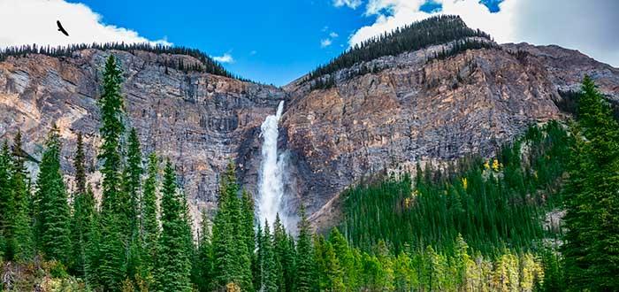 Parque Nacional Yoho 3 Takakkaw falls
