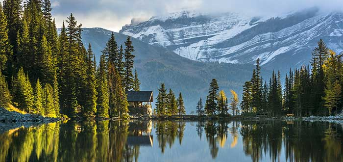 atractivos-canadienses-lago-agnes