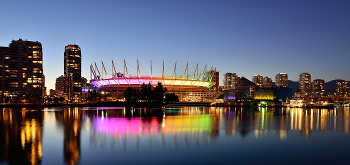 Qué ver en Vancouver - El BC Place