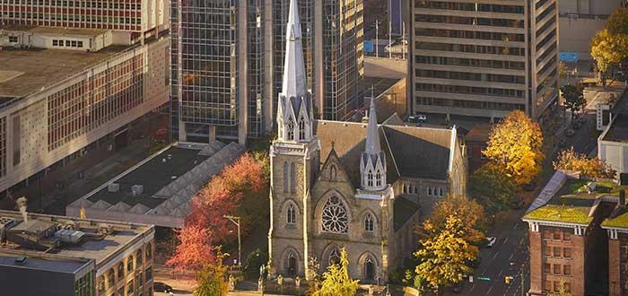 Catedral del Santo Rosario - Que ver en Vancouver