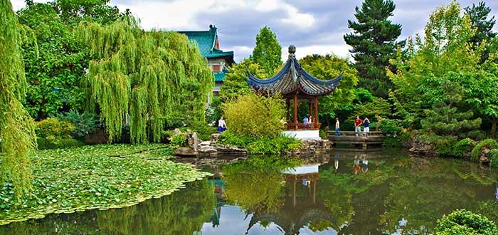 Jardín Chino - Que ver en Vancouver