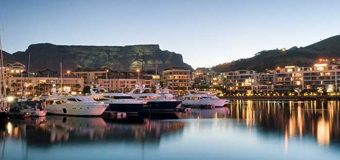 Que ver en Ciudad del Cabo, Puerto histórico Victoria and Alfred