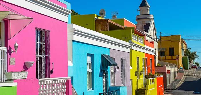 Que ver en Ciudad del Cabo, Bo-Kaap