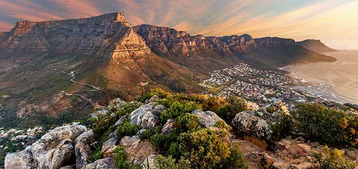 Que ver en Ciudad del Cabo, Table Mountain