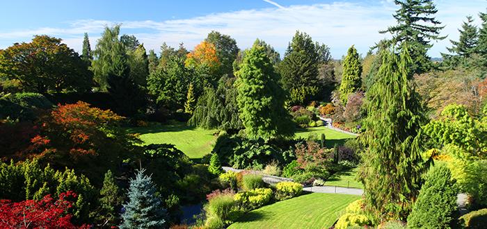 Que ver en Vancouver, Queen Elizabeth Park